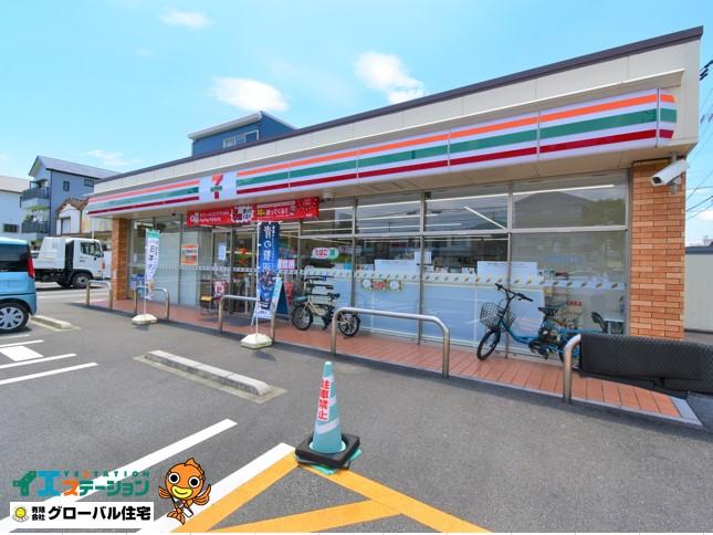 セブンイレブン 高知和泉町店