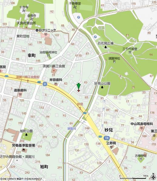 中古戸建 須賀川市東町63-11 JR東北本線(黒磯〜盛岡)須賀川駅 680万円