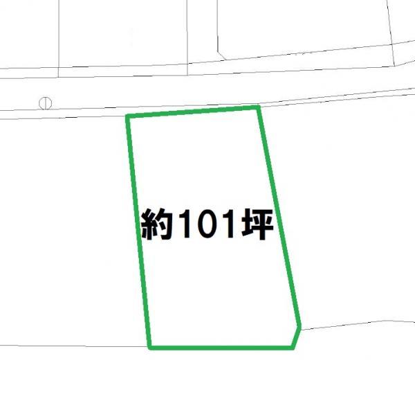 土地 西白河郡矢吹町小松188-1 JR東北本線(黒磯〜盛岡)矢吹駅 750万円