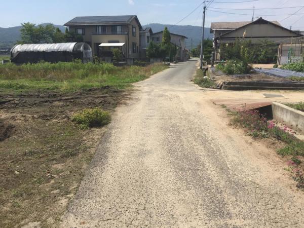 土地 総社市西阿曽 吉備線足守駅 600万円