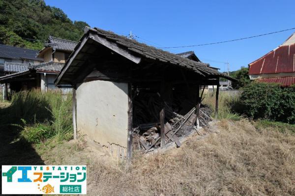 土地 総社市山田 伯備線美袋駅 120万円