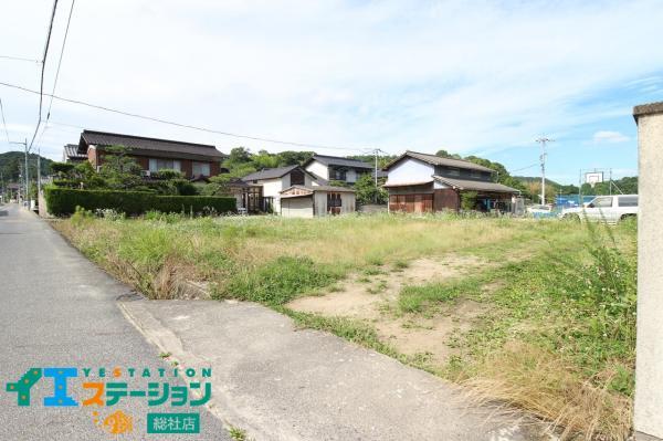 土地 総社市山田 伯備線美袋駅 580万円