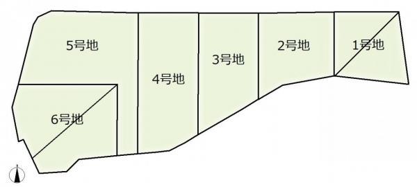 土地 総社市南溝手 吉備線服部駅 763.6万円