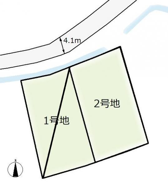 土地 岡山県総社市上林1734 吉備線服部駅 797万円