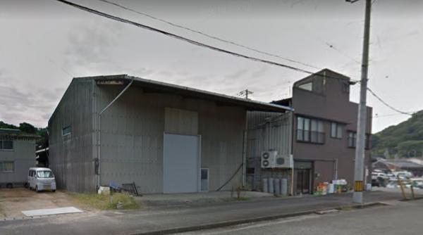 倉庫 観音寺市室本町 JR予讃線観音寺駅 350万円