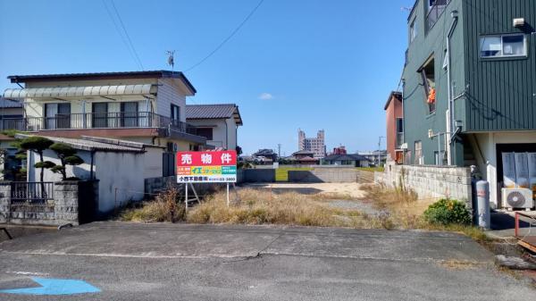 土地 観音寺市出作町 JR予讃線観音寺駅 900万円