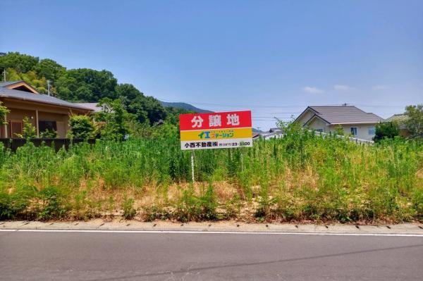 土地 観音寺市八幡町2丁目 JR予讃線観音寺駅 500万円