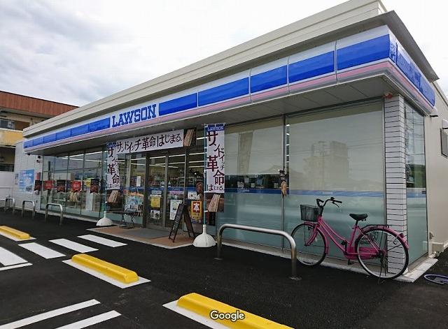ローソン 日向向江町店