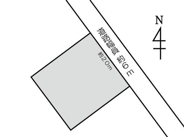 土地 日向市山手町105 JR日豊本線日向市駅 1330万円