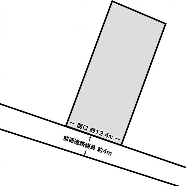土地 宮崎県日向市大字日知屋622-76 JR日豊本線日向市駅 450万円