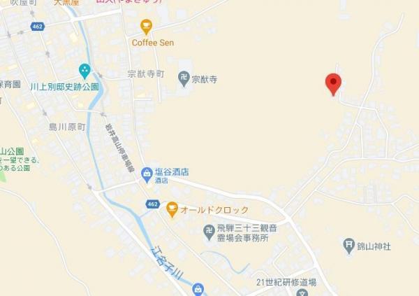 中古戸建 高山市江名子町30-19 高山本線高山駅 280万円