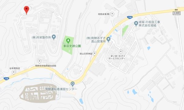 土地 岐阜県高山市松之木町1688−19,20 高山本線高山駅 250万円