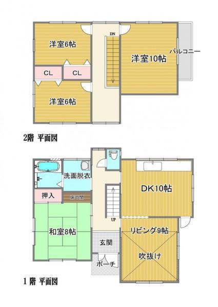 中古戸建 宗像市池浦 JR鹿児島本線赤間駅 1380万円