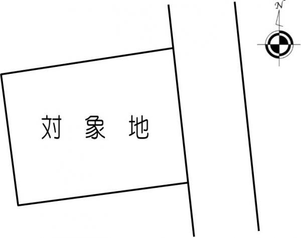 土地 福岡県宗像市自由ヶ丘西町4-6 JR鹿児島本線赤間駅 980万円