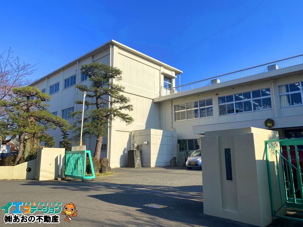 徳島市立佐古小学校