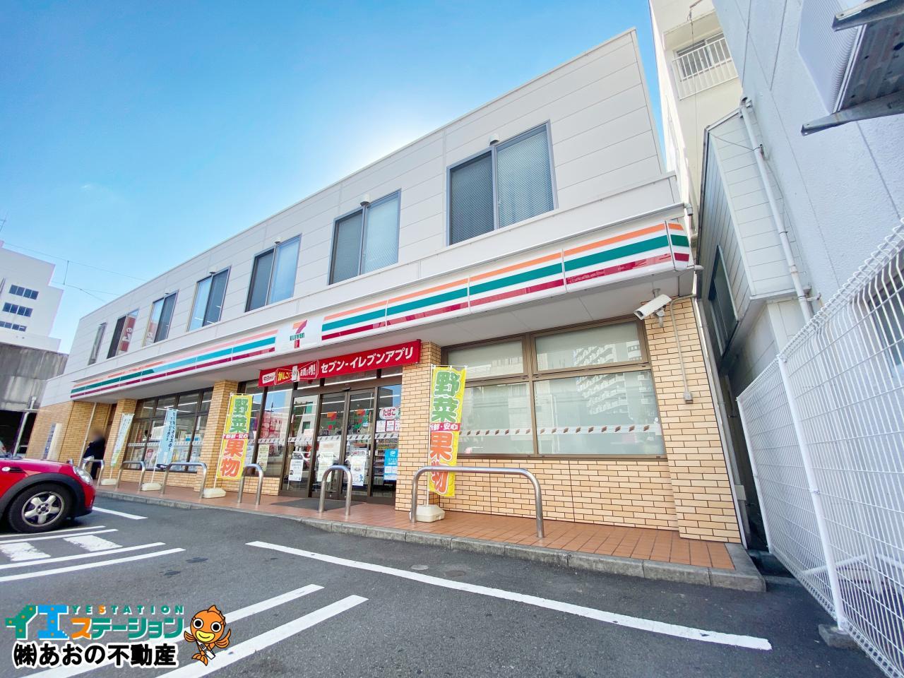 セブン-イレブン 徳島東大工町店