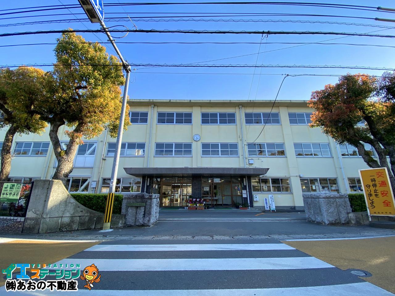 徳島市立城西中学校
