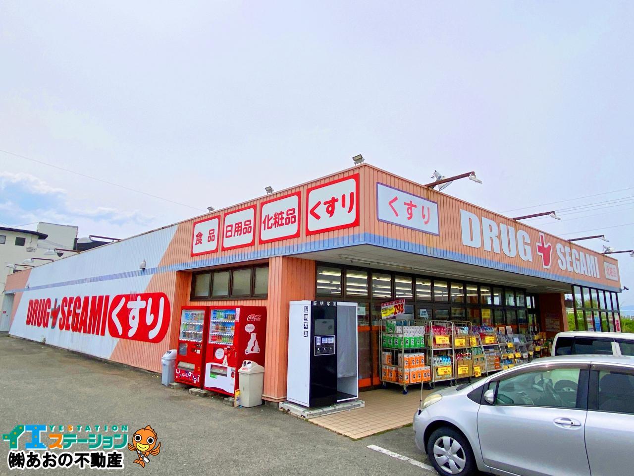 ドラッグセガミ名東店