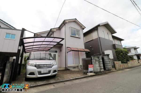 中古戸建 徳島市北矢三町4丁目 JR徳島線蔵本駅 1180万円
