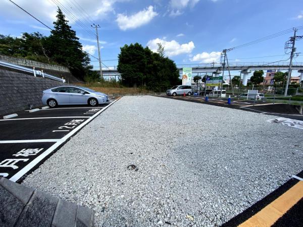 駐車場(平面) 佐倉市西ユーカリが丘7丁目 京成本線ユーカリが丘駅 0.88万円