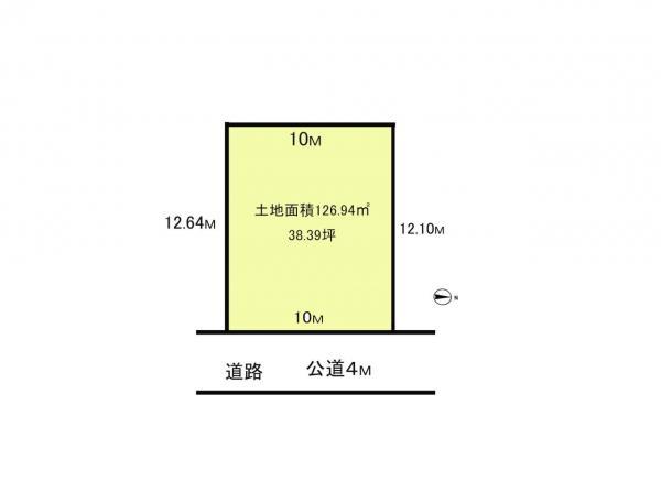土地 佐倉市上座 京成本線ユーカリが丘駅 950万円