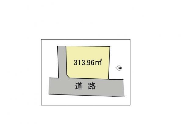 土地 佐倉市井野982-1、11 京成本線志津駅 1580万円