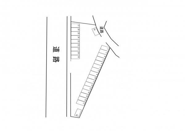 駐車場(平面) 佐倉市中志津1丁目 京成本線志津駅 0.8万円