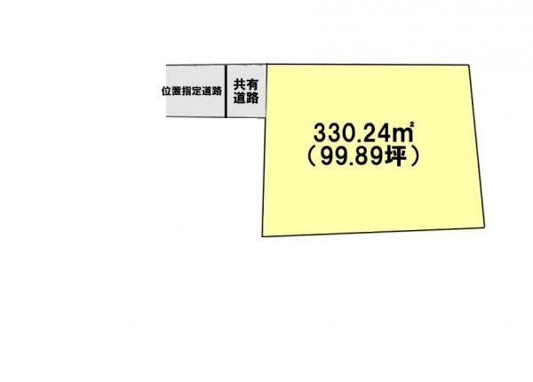 土地 佐倉市上座787-40、42 京成本線ユーカリが丘駅 1798万円