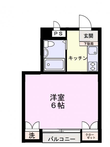 マンション 千葉県佐倉市王子台3丁目1-17 京成本線京成臼井駅 3.8万円