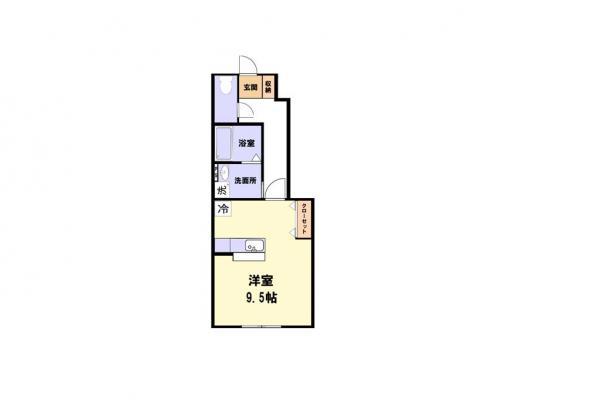 アパート 千葉県佐倉市上座559-32 京成本線ユーカリが丘駅 4.9万円