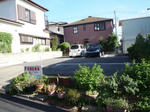駐車場(平面) 千葉県佐倉市上座515-152  0.5万円