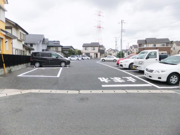 駐車場(平面) 千葉県佐倉市上座816  0.45万円