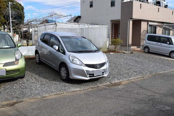 駐車場(平面) 千葉県佐倉市上座776-242  0.4万円