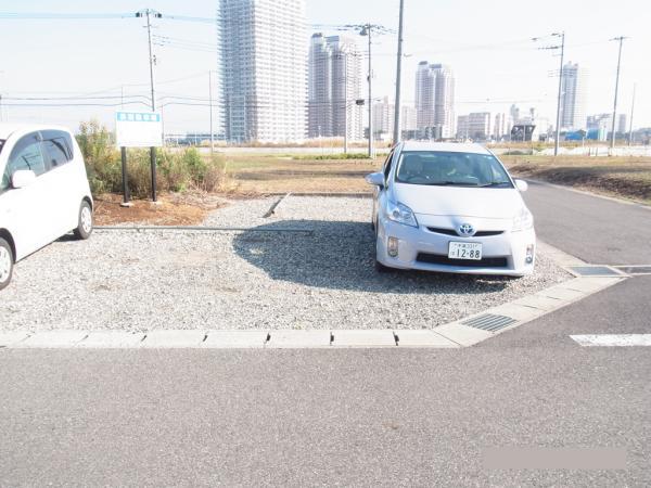 駐車場(平面) 千葉県佐倉市ユーカリが丘4丁目4-9  0.45万円