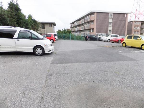 駐車場(平面) 千葉県佐倉市小竹61-2  0.45万円
