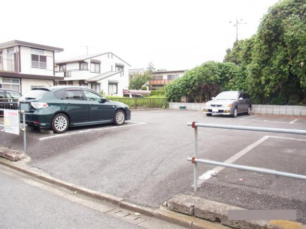 駐車場(平面) 千葉県佐倉市稲荷台4丁目6-2  0.5万円