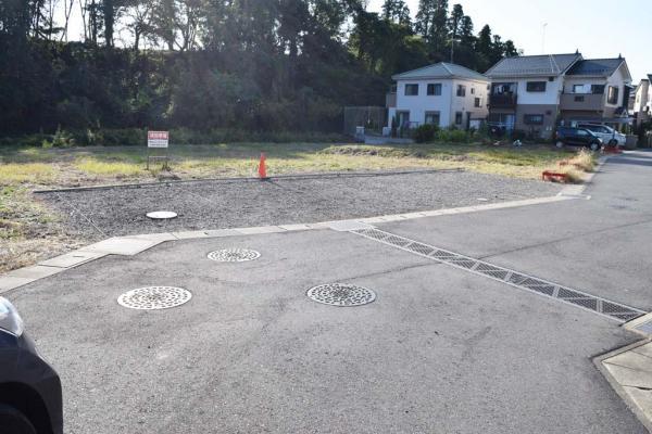 駐車場(平面) 千葉県佐倉市臼井1422-2  0.5万円