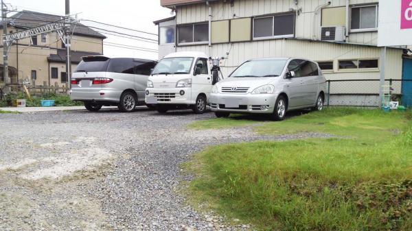 駐車場(平面) 千葉県佐倉市上志津1781-3  0.4万円