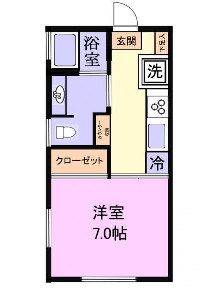 アパート 千葉県佐倉市王子台3丁目28-1 京成本線京成臼井駅 4.8万円