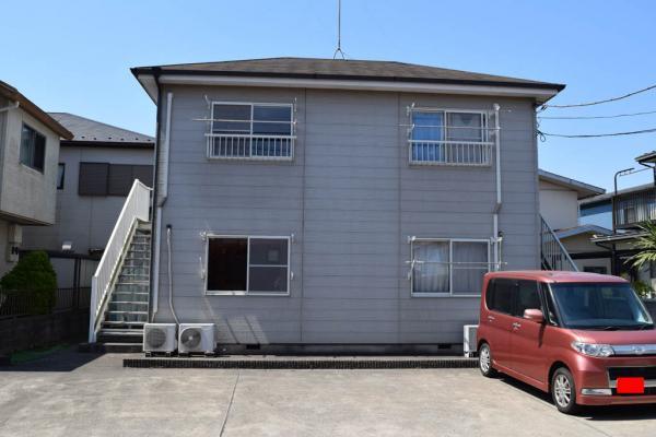 アパート 千葉県四街道市鹿渡1033-15 JR総武本線四街道駅 3.5万円