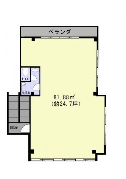 店舗・事務所 千葉県佐倉市上座590-46 京成本線ユーカリが丘駅 12.2万円