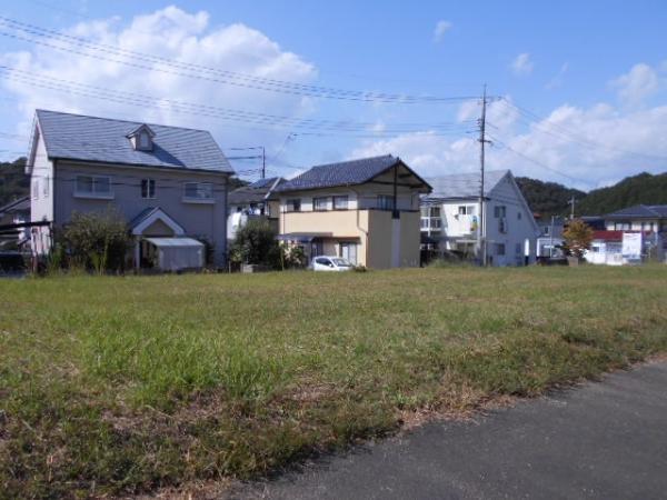 土地 津山市西吉田700-181 JR姫新線美作大崎駅 270.3万円