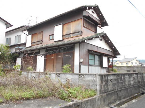 中古戸建 津山市山北 JR姫新線津山駅 200万円
