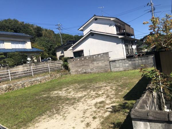 土地 津山市野介代 JR姫新線東津山駅 495万円