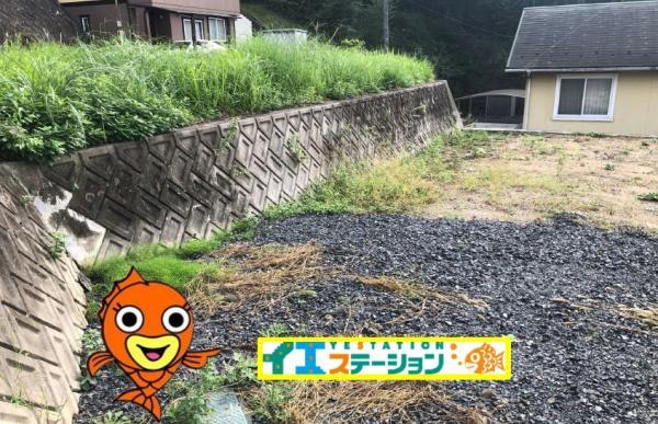 土地 津山市野介代 JR姫新線東津山駅 320万円