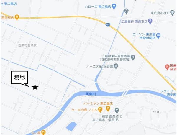 新築戸建 東広島市西条町西条東 山陽本線西条駅 2880万円