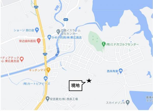 新築戸建 東広島市西条町田口 山陽新幹線東広島駅 2580万円