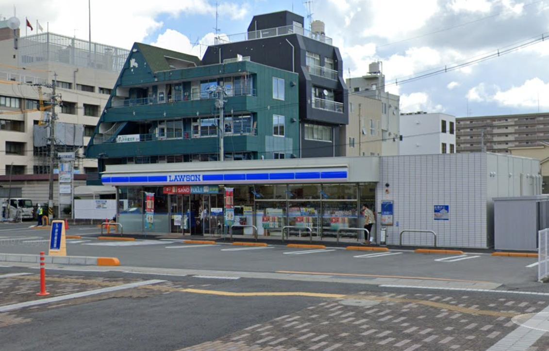 ローソン 東広島市役所南店