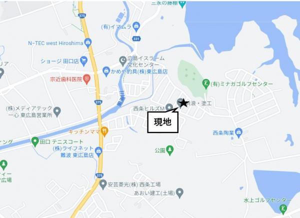 新築戸建 東広島市西条町田口 山陽新幹線東広島駅 2280万円
