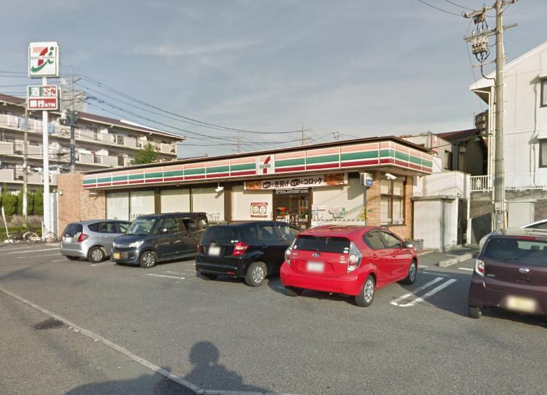 セブン-イレブン 東広島西条中央店